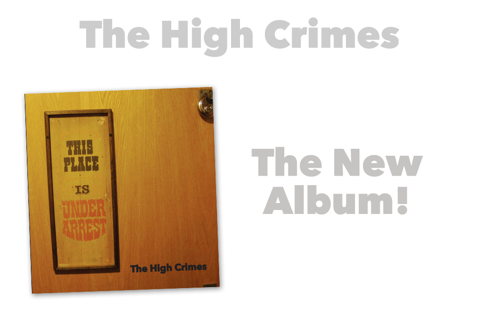 The High Crimes, coming soon